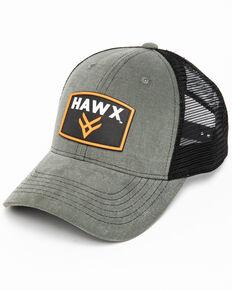 6c0e527ec3424f Hawx Men's Olive Logo Patch Cap