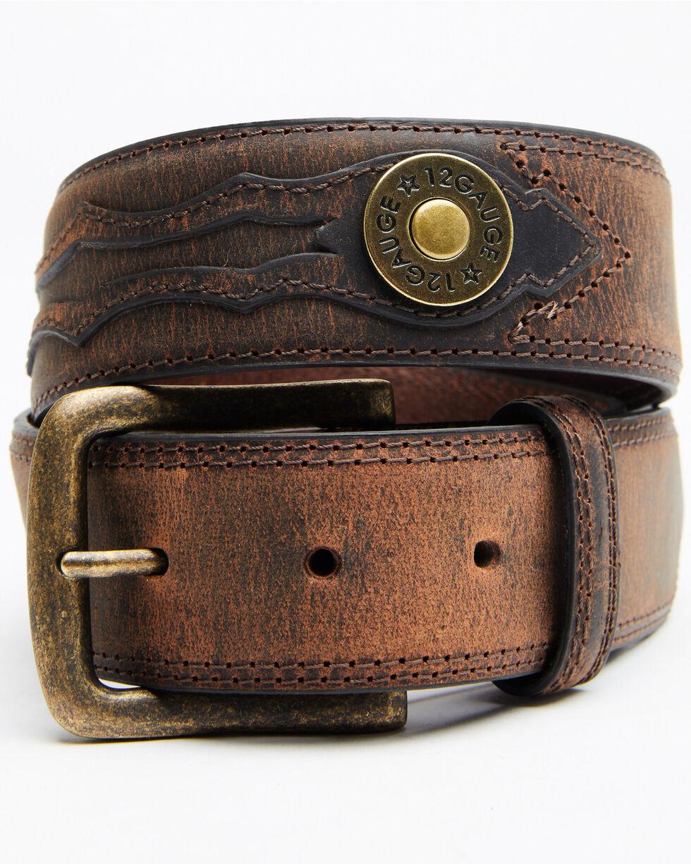 Western belt Mens belts Brown leather belt Mens western belt Brown belt Cowboy belt Men/'s leather belt Vintage buckle belt