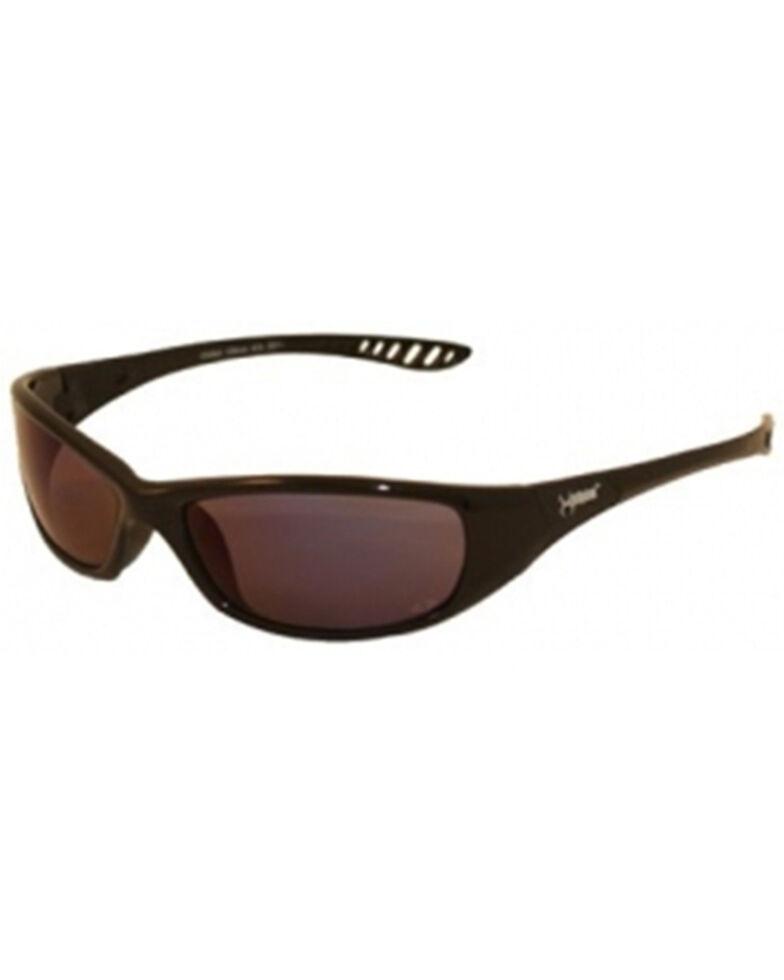 Hellraiser Smoke Mirror Lens Safety Glasses, No Color, hi-res