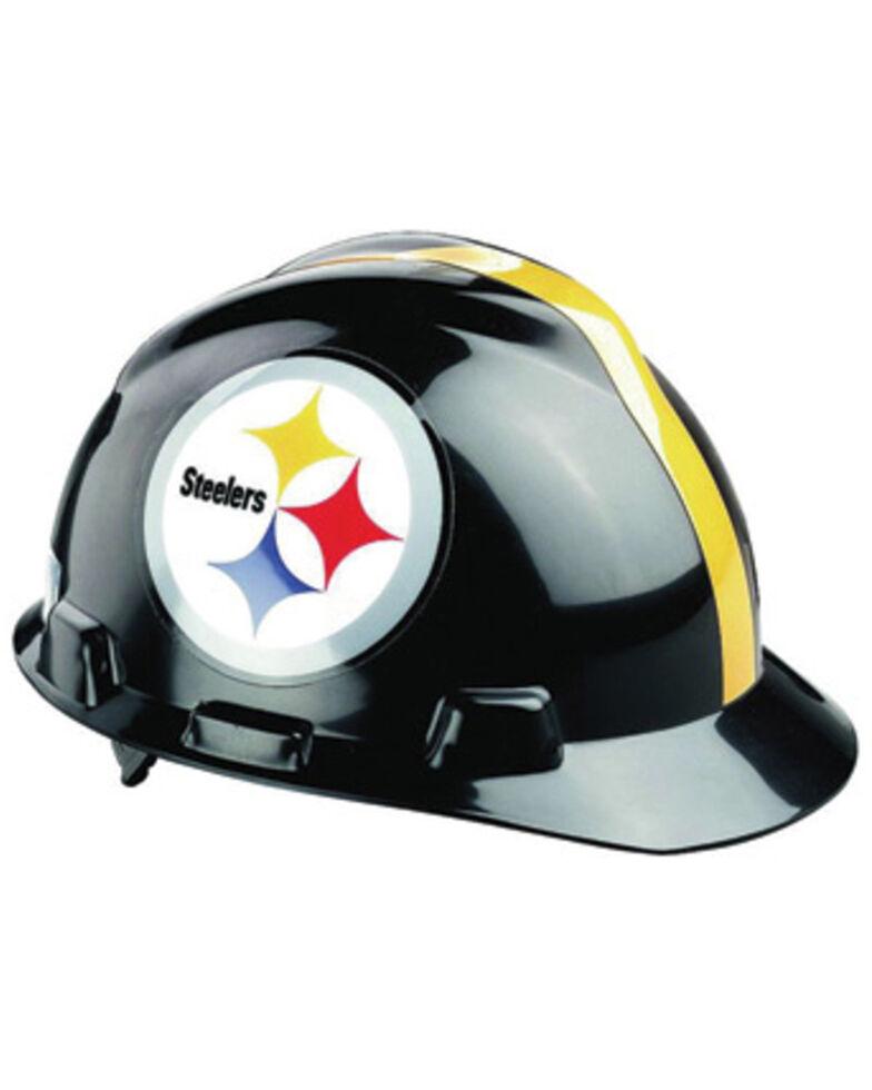 MSA Steelers Hard Hat, No Color, hi-res