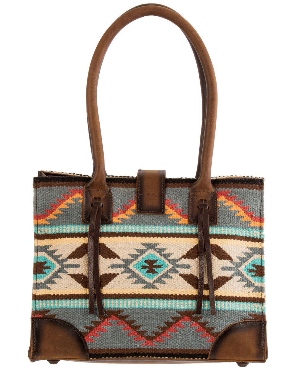 STS Ranchwear Women's Serape Belt Bag, No Color, hi-res