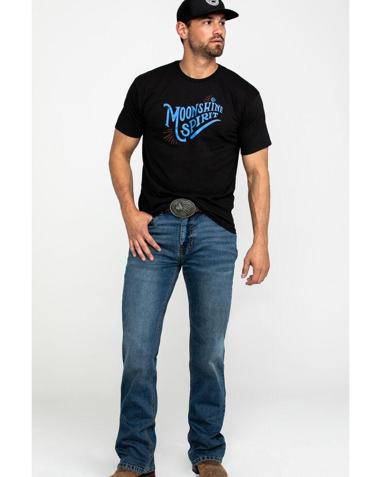 Moonshine Spirit Men's Spark Graphic T-Shirt , Black, hi-res
