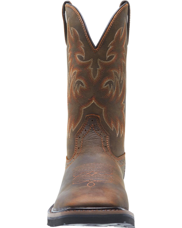 Rancher Wellington Work Boots   Boot Barn