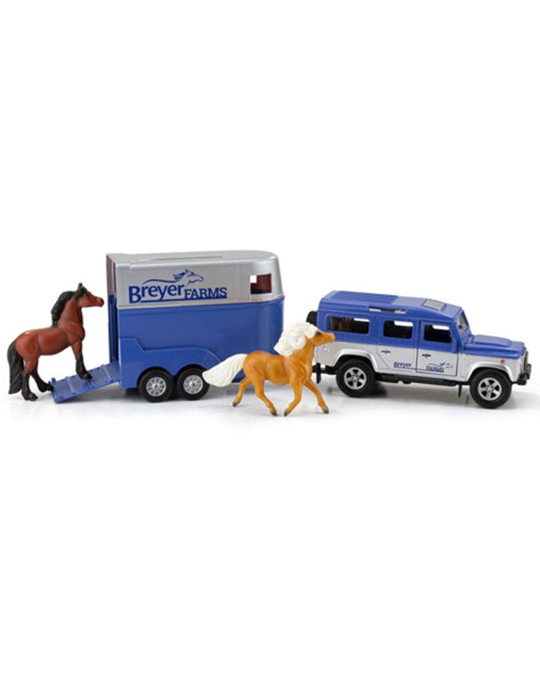 Breyer Boys' Farm Vehicle & Trailer Set, No Color, hi-res