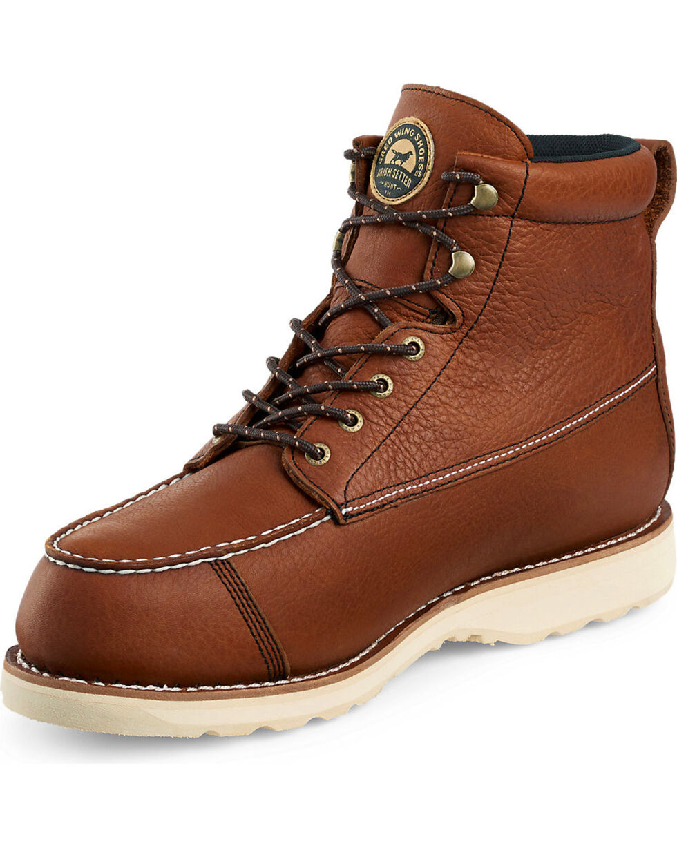 "Irish Setter by Red Wing Shoes Men's Wingshooter Insulated UltraDry 7"" Boots , Light Brown, hi-res"