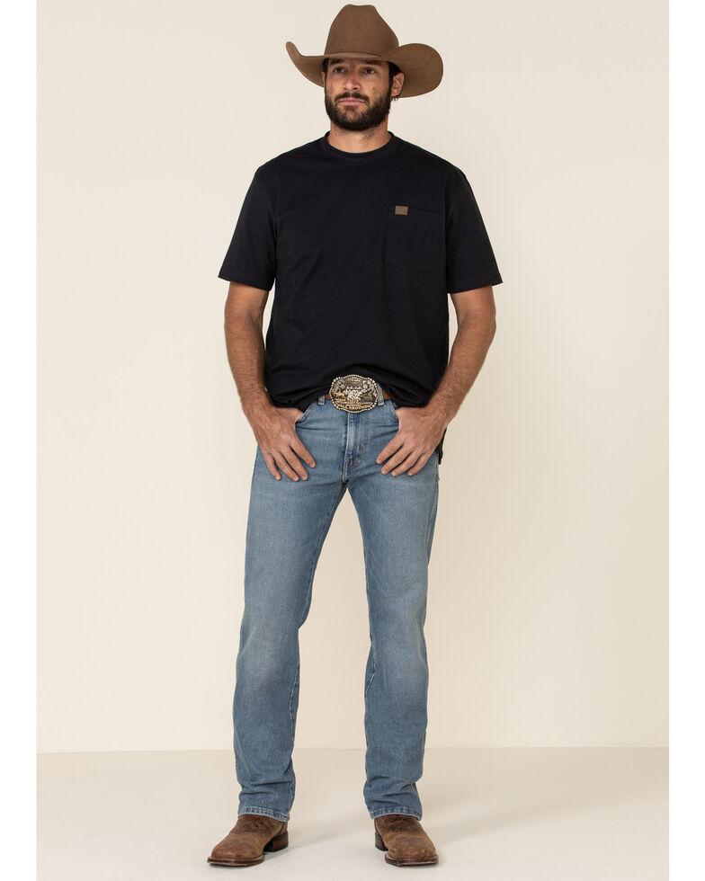 Levi's Men's Its 5 O'Clock Light Blue Stretch Classic Straight Jeans , Blue, hi-res