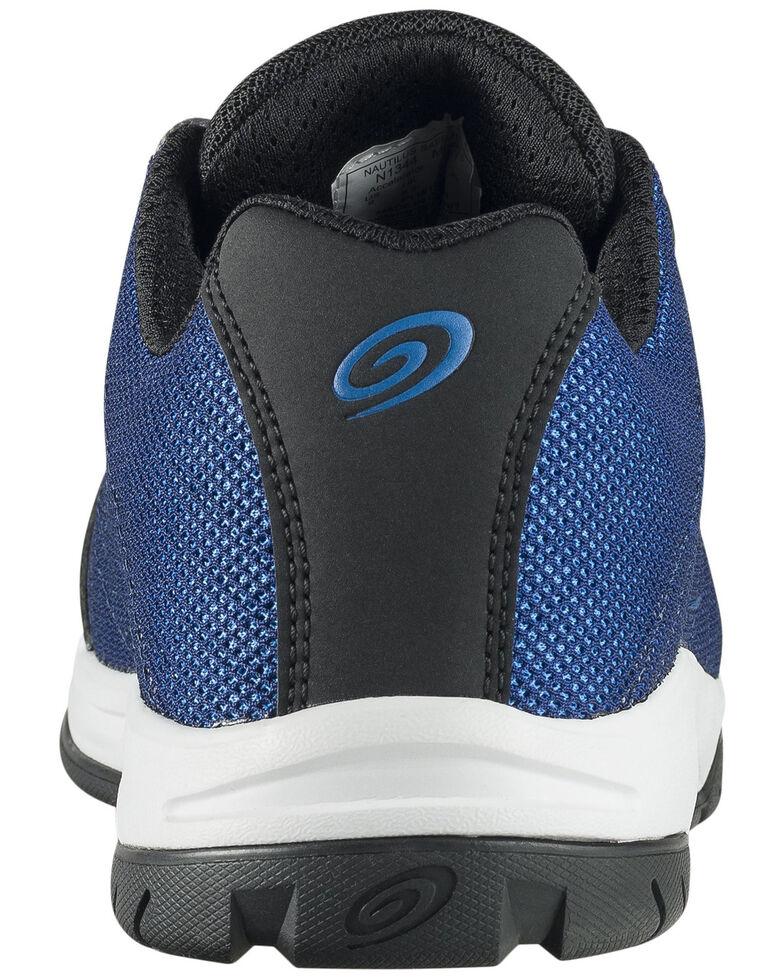 Nautilus Men's Blue Accelerator Work Shoes - Composite Toe, Blue, hi-res