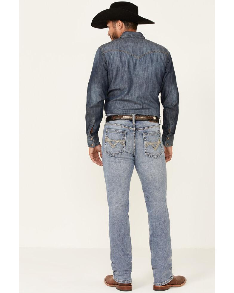 Cody James Men's Mustang Light Wash Stretch Slim Straight Jeans , Blue, hi-res