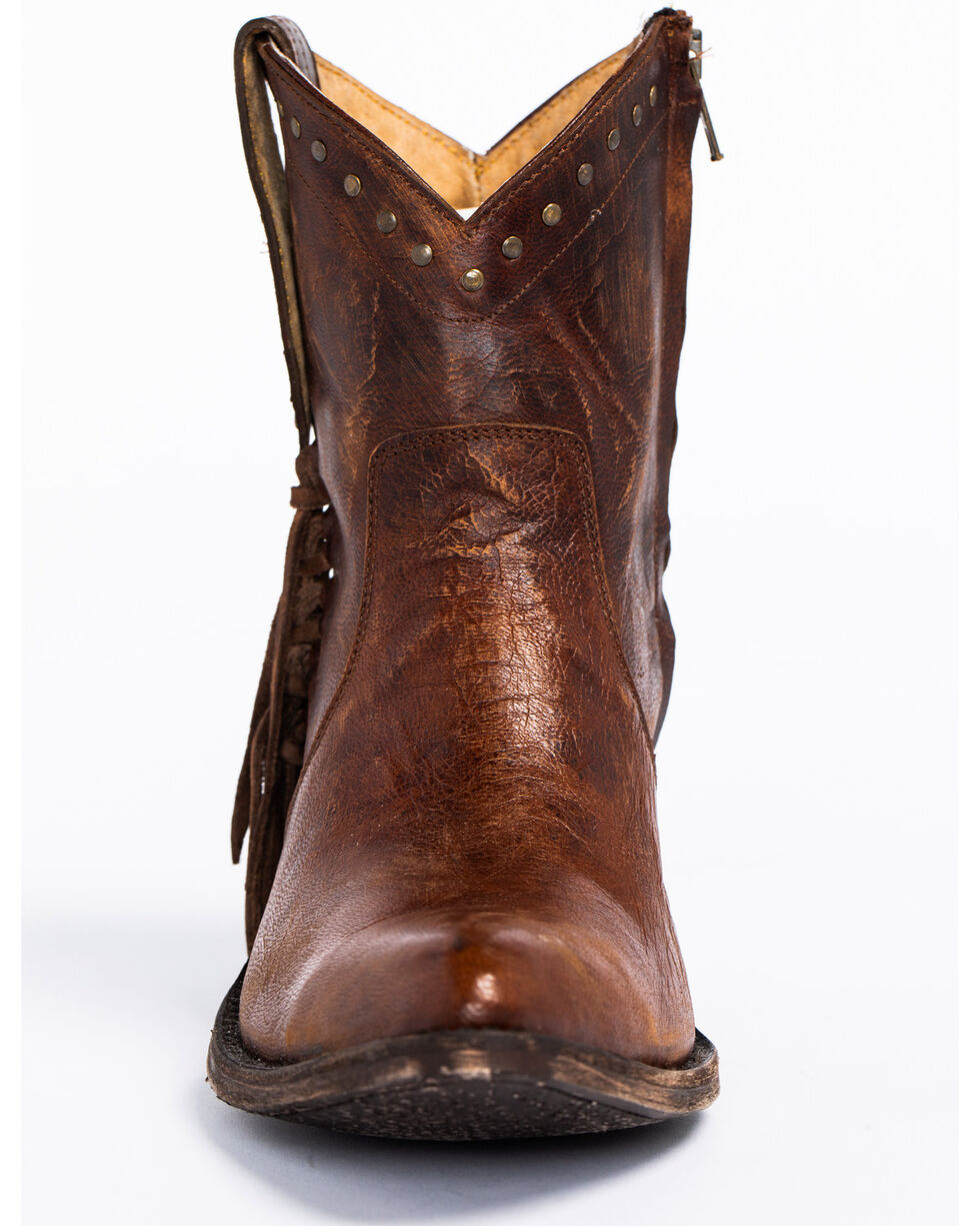 Idyllwind Women's Maverick Western Boots - Pointed Toe, Brown, hi-res