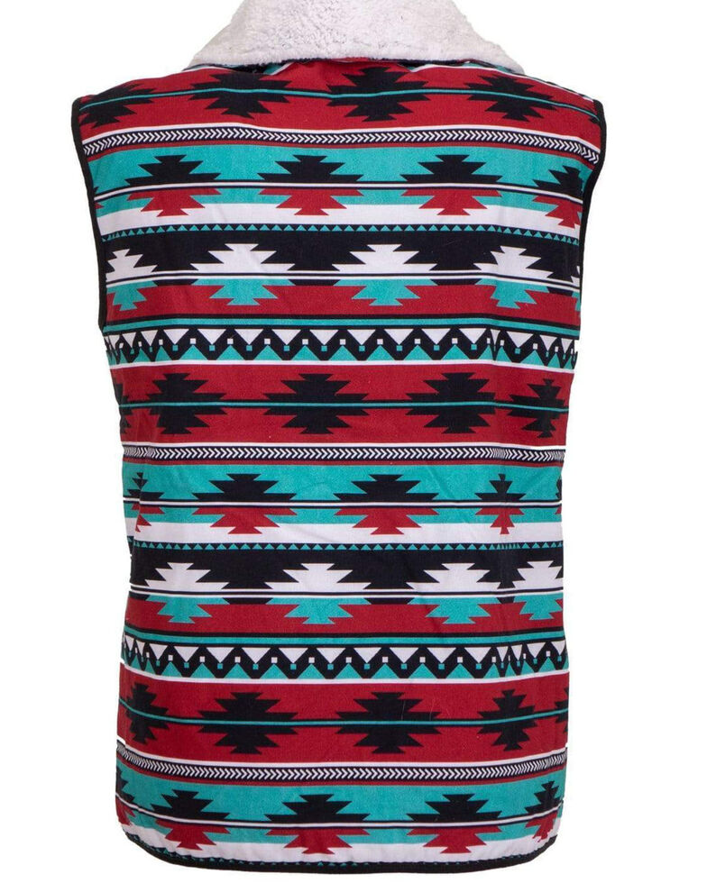 Outback Trading Co. Women's Turquoise Kerry Vest Liner, Turquoise, hi-res