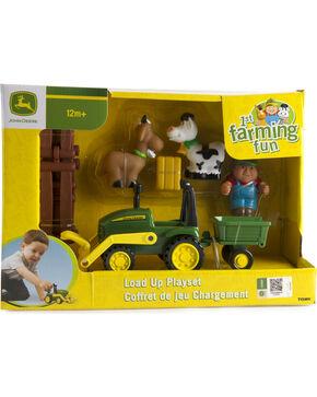 John Deere Kids' Load Up Playset, Green, hi-res