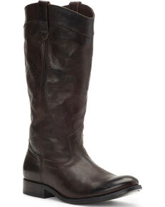 3a31d107eed Frye Women s Smoke Melissa Pull On Boots - Round Toe