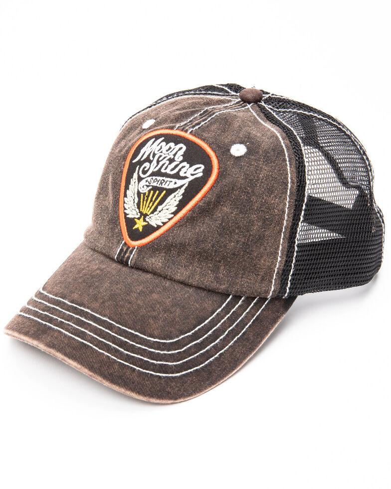Moonshine Spirit Men's Take Your Pick Trucker Cap , Black, hi-res