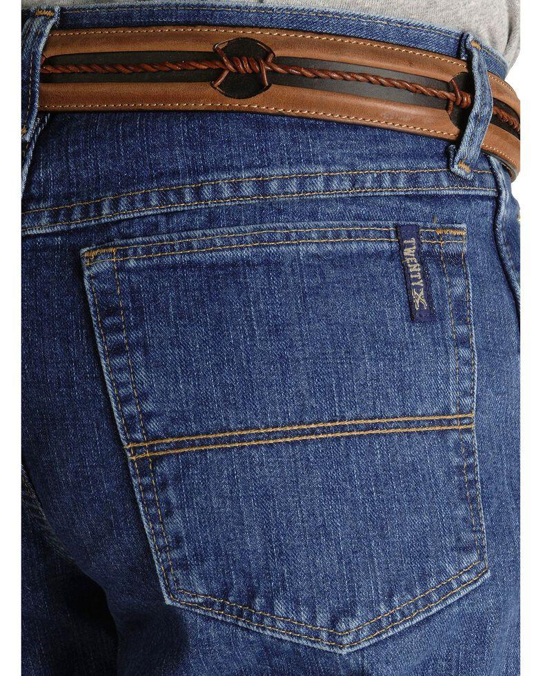 c9914cb7 Zoomed Image Wrangler Men's No.23 Relaxed Fit Jeans, Vintage Blue, hi-res