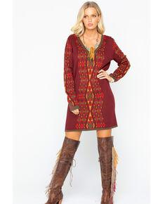 Tasha Polizzi Women's Sundance Dress , Red, hi-res