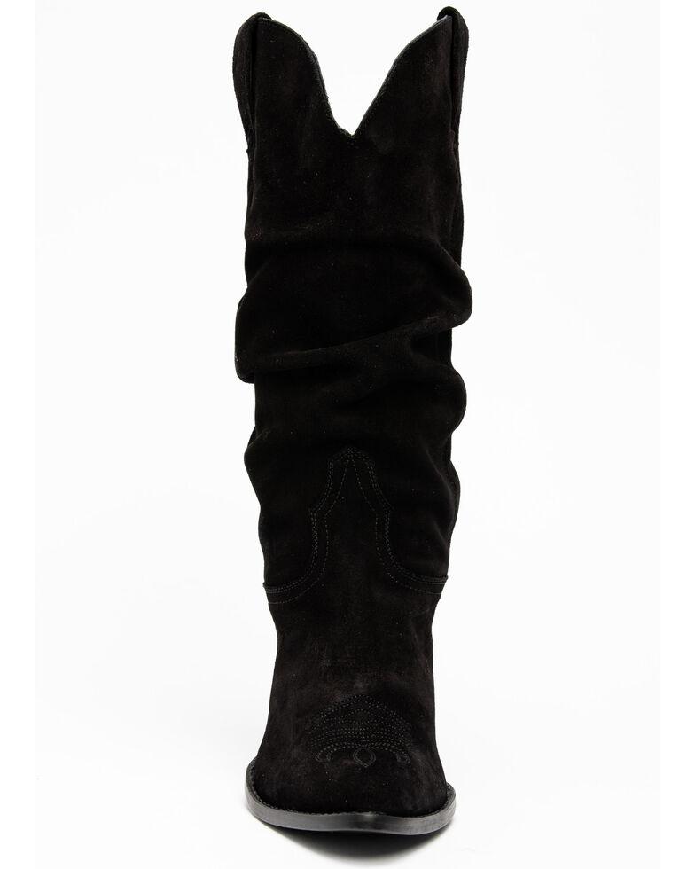 Idyllwind Women's Crush Western Boots - Round Toe, Black, hi-res