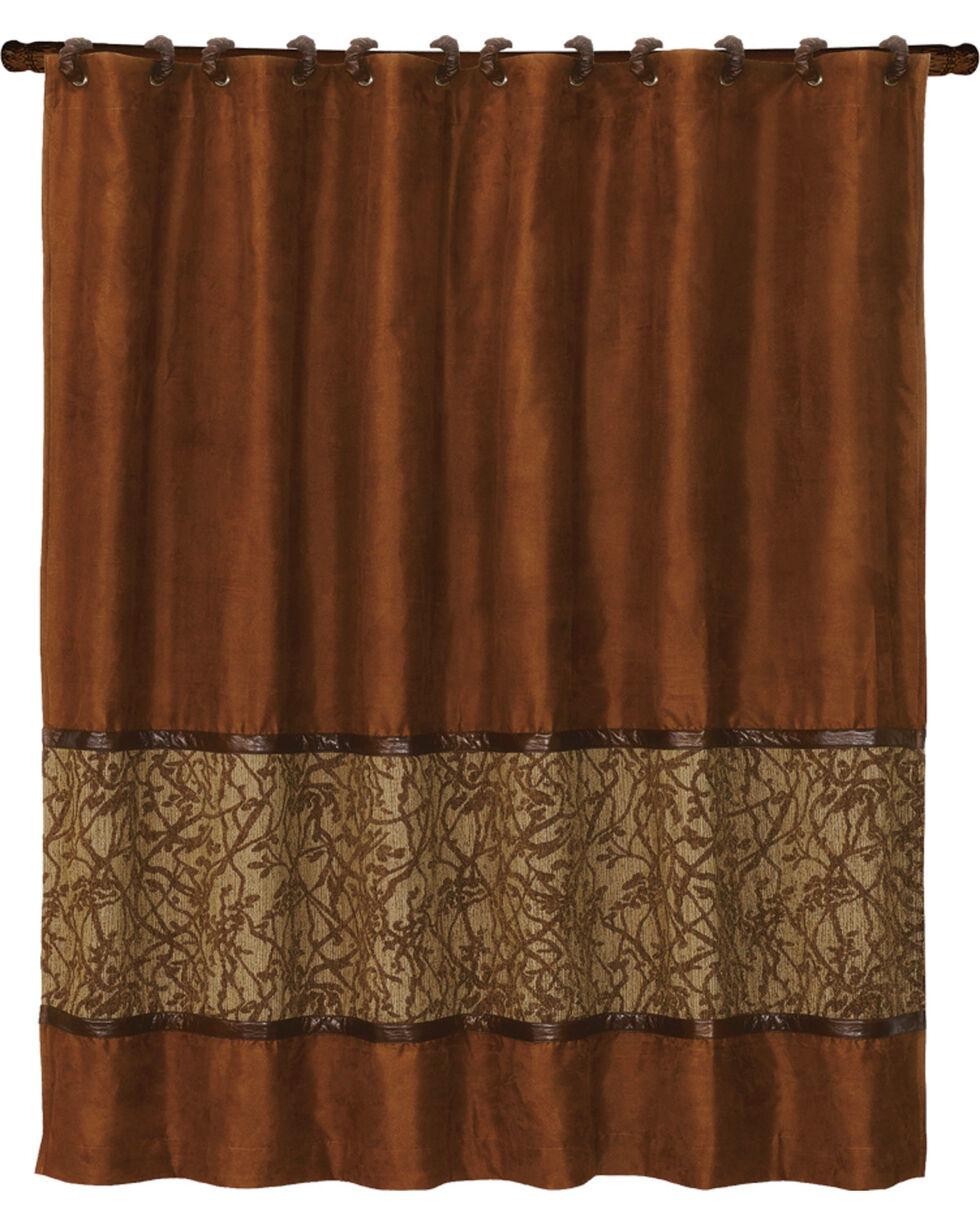 HiEnd Highland Lodge Shower Curtain , Multi, hi-res