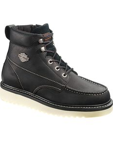 49bcc9af9c1c Harley Davidson Men s Beau Lace-Up Boots
