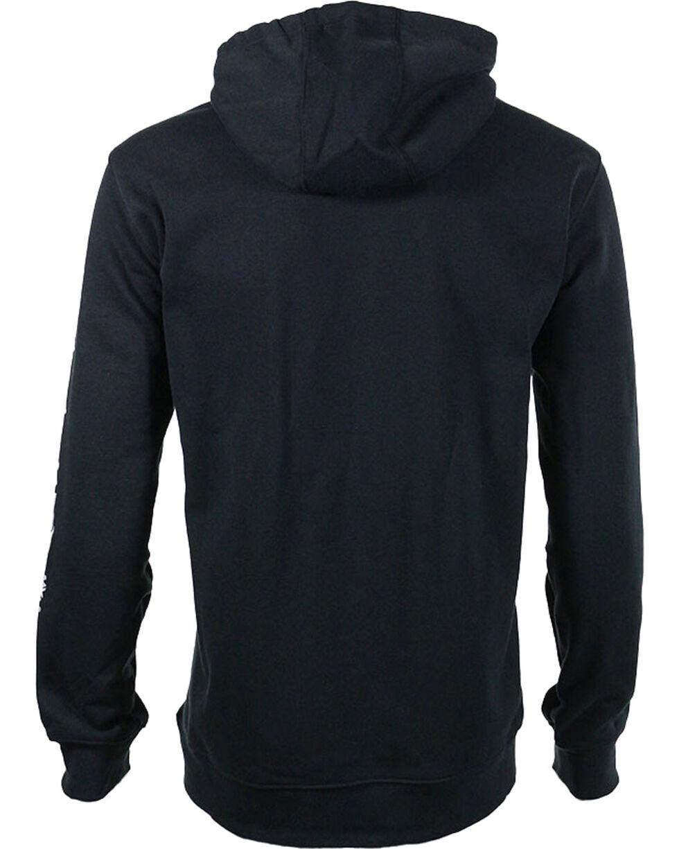 Timberland Pro Men's Hooded Sweatshirt, Black, hi-res