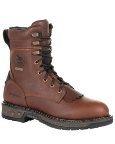 3fd4151d2b0 Men's Electrical Hazard Work Boots - DeWaltMatterhornGeorgia - Boot Barn