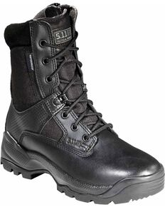 5.11 Tactical Women's A.T.A.C. Storm Boots, Black, hi-res