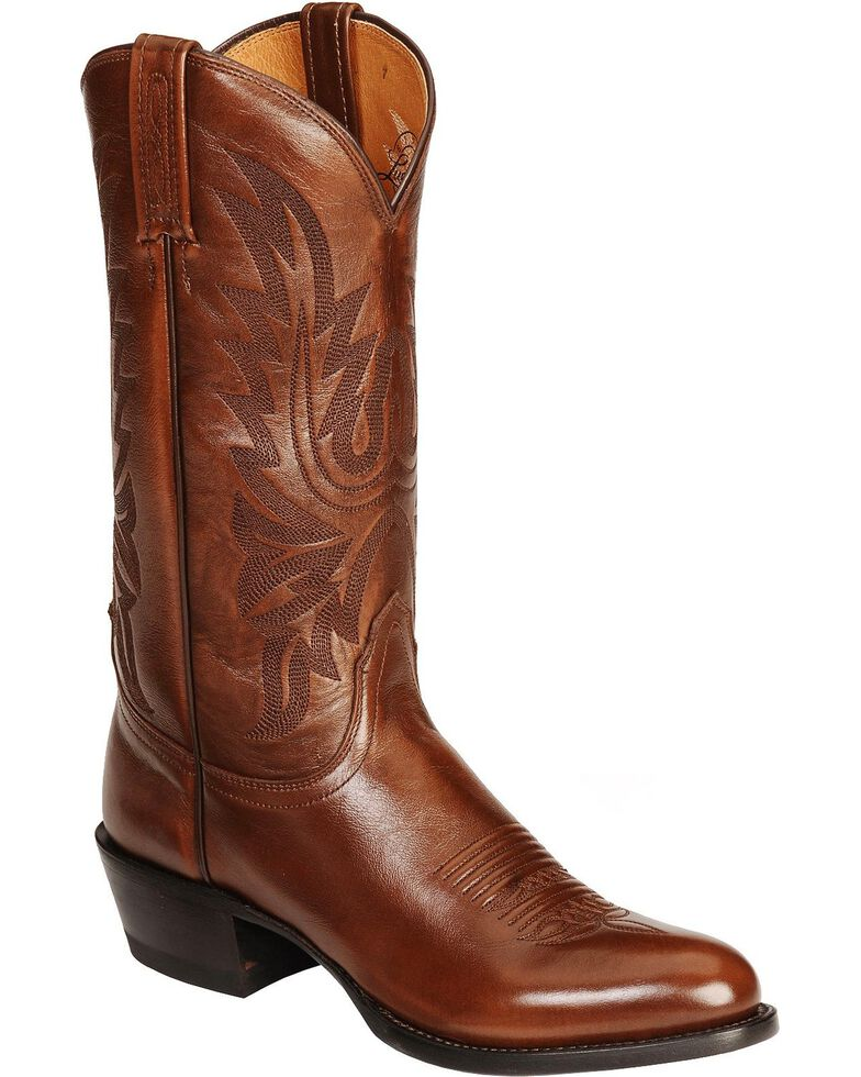 a239da9bf9c Lucchese Men's Embroidered Western Boots