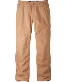 Mountain Khakis Men's Yellowstone Tan Alpine Utility Pants - Relaxed Fit , Tan, hi-res