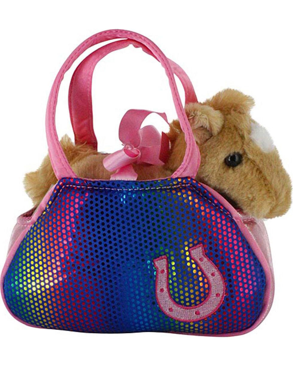 Aurora Plush Betsy Bling Fancy Pals Pet Carrier, Multi, hi-res