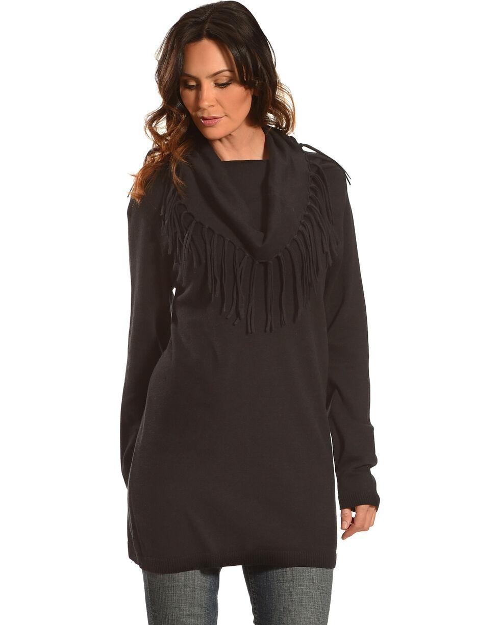 Tasha Polizzi Women's Thoroughbred Tunic, Black, hi-res