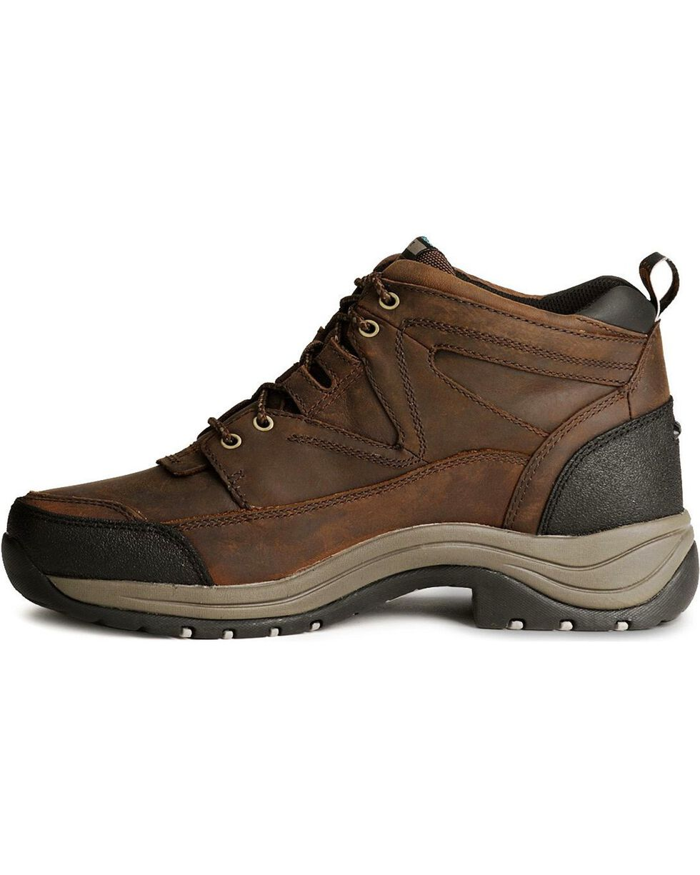 Ariat Men's Terrain H2O Endurance Boots, Copper, hi-res