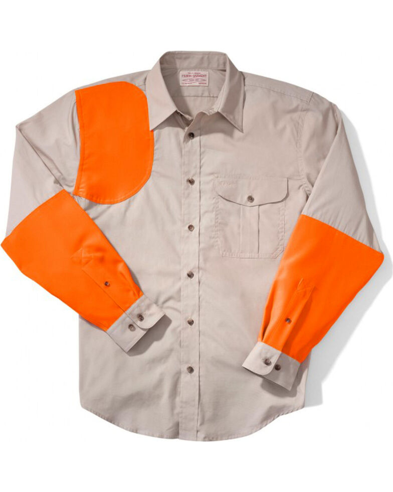 Filson Men's Lightweight Right-Handed Shooting Shirt, Multi, hi-res
