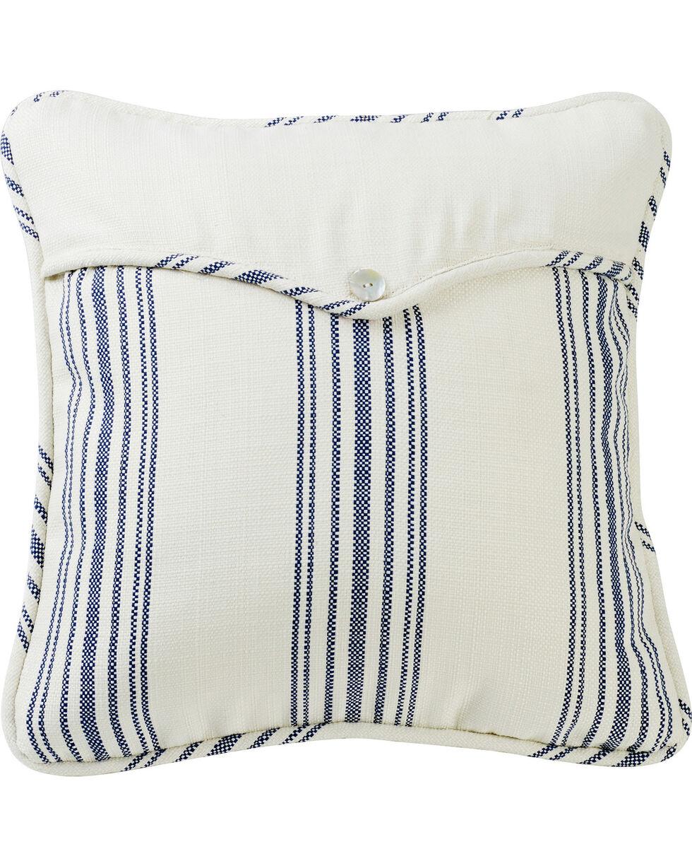 HiEnd Accents Prescott Navy Stripe Envelope Pillow, Navy, hi-res