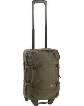 Filson Otter Green Dryden 2-Wheel Carry-On Bag , Hunter Green, hi-res