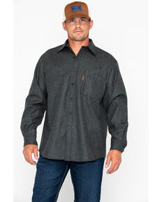 Pendleton Men's Grey Harley Plaid Trail Shirt , Blue, hi-res