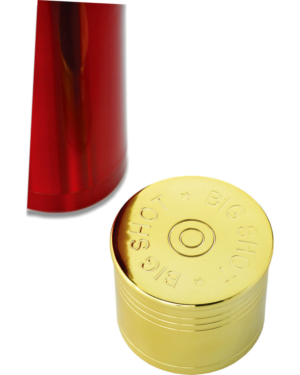Big Sky Shotgun Shell Big Shot Thermos, Red, hi-res
