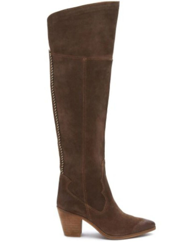 Matisse Women's Tan Astro Western Boots - Snip Toe, Tan, hi-res