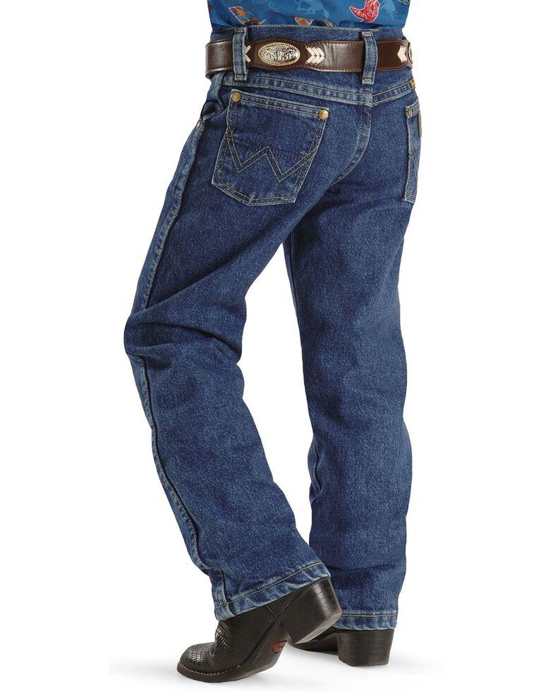 George Strait by Wrangler Boy's Jeans Size 1-7, , hi-res