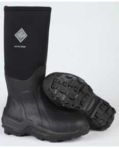 The Original Muck Boot Co. Arctic Sport Outdoor Boots, Black, hi-res