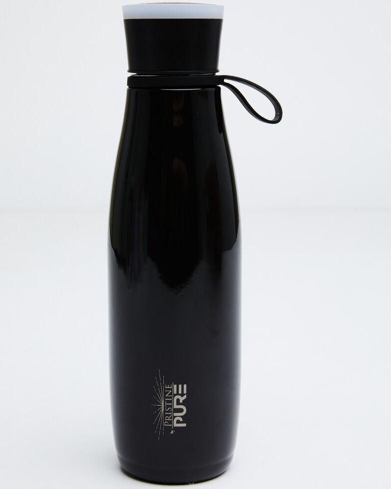 New Creations 15oz Speaker Bottle, Black, hi-res