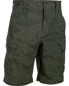 Under Armour Men's Fish Hunter Cargo Shorts, Multi, hi-res