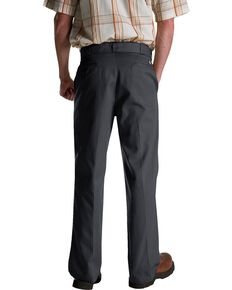 Dickies 874 Work Pants - Big & Tall, Charcoal Grey, hi-res