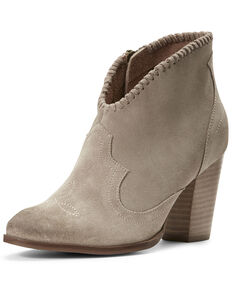 Ariat Women's Unbridled Eva Fashion Booties - Round Toe, Sand, hi-res