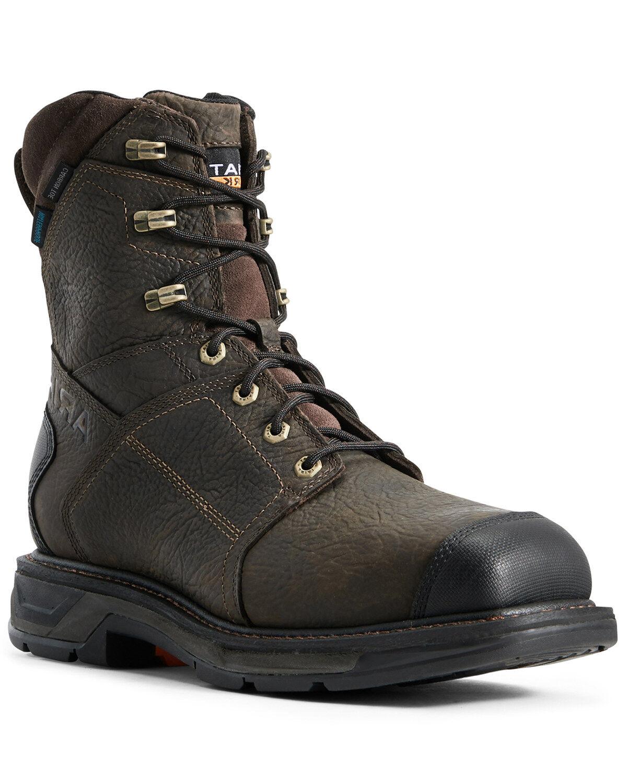 Men's Zipper Western Boots - Boot Barn