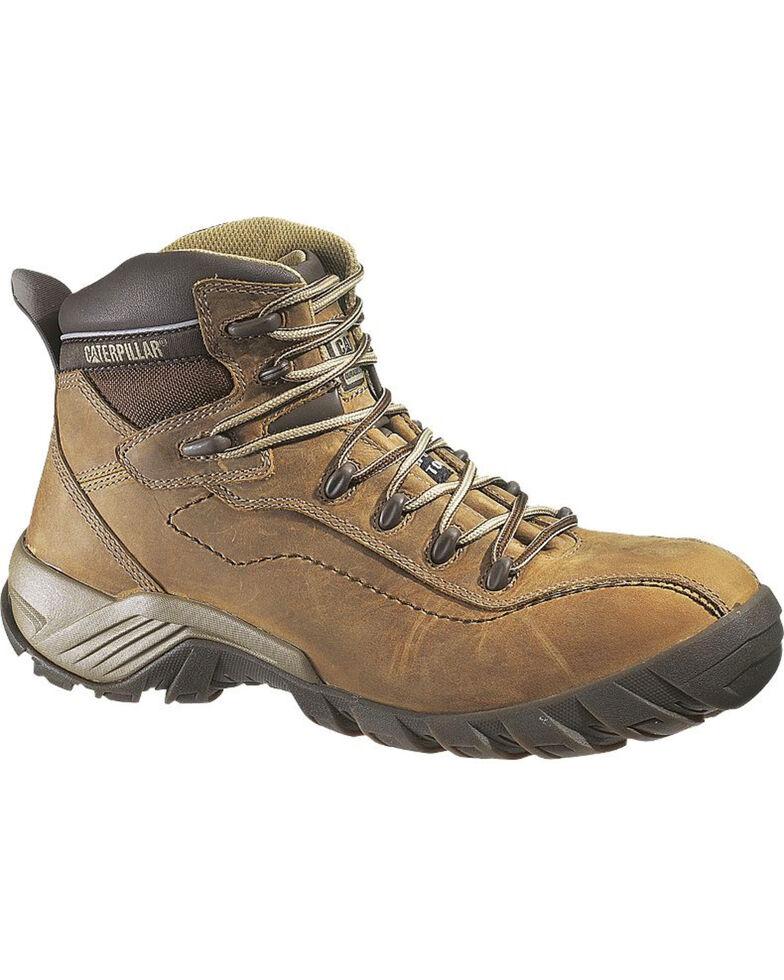Caterpillar Men's Nitrogen Work Boots - Composite Toe , , hi-res