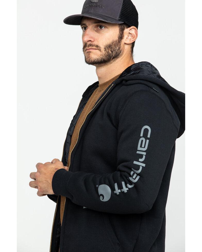 Carhartt Herren Zip Hoodie Midweight Hooded Zip Front
