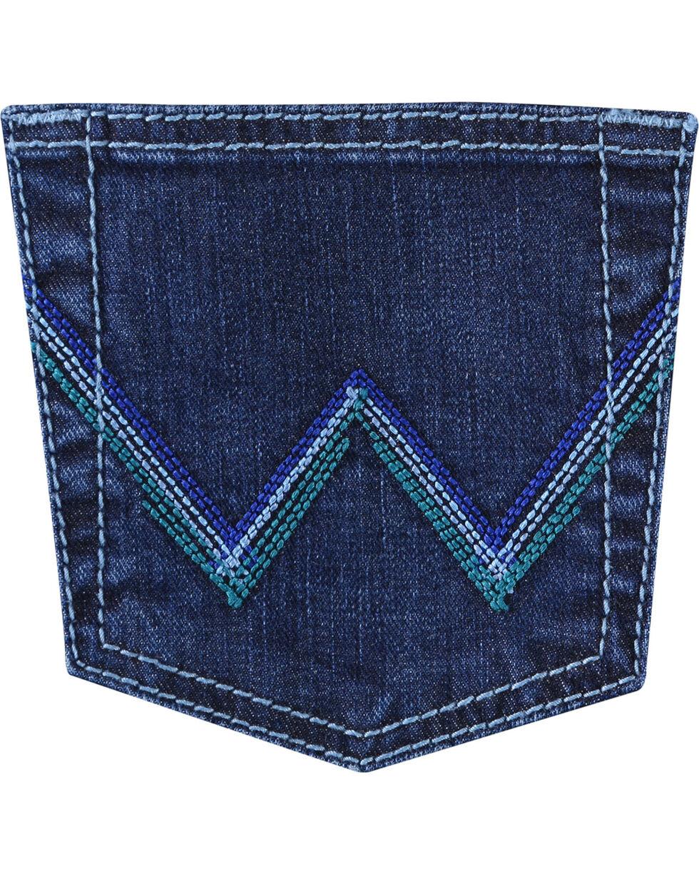 Wrangler Women's Ultimate Riding Q-Baby Jeans, Indigo, hi-res