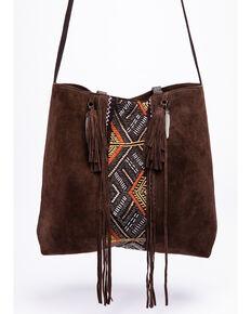 Idyllwind Women's It's The Weekend Tote Bag, Dark Brown, hi-res