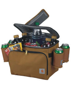 Carhartt Brown Deluxe Work Cooler , Brown, hi-res