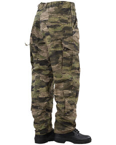 Tru-Spec Men's Camo Cotton-Nylon TRU Pants, Camouflage, hi-res
