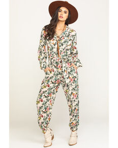 Free People Women's Sierra Jumpsuit, Multi, hi-res